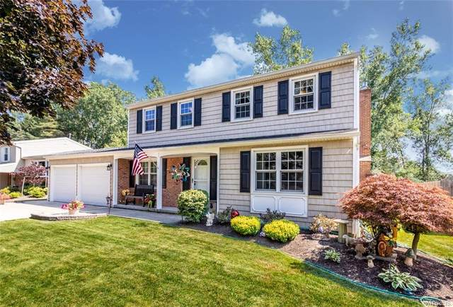 70 Montbleu Drive, Amherst, NY 14068 (MLS #B1277702) :: Robert PiazzaPalotto Sold Team