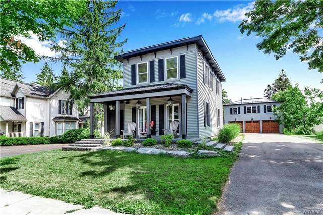 22 Elizabeth Street, Ellicottville, NY 14731 (MLS #B1277850) :: BridgeView Real Estate Services