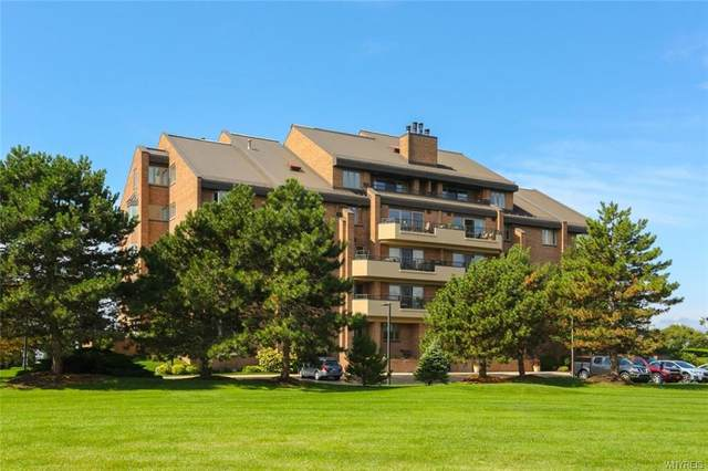 40 Waterfront Circle #401, Buffalo, NY 14202 (MLS #B1277982) :: MyTown Realty