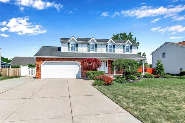 5511 Forest Hill Road, Lockport-Town, NY 14094 (MLS #B1278039) :: 716 Realty Group