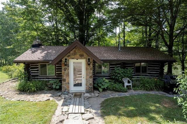 9785 Vermont Hill Rd Road, Holland, NY 14080 (MLS #B1278043) :: MyTown Realty