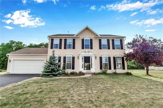 6316 Green Valley Lane, Lockport-Town, NY 14094 (MLS #B1278078) :: 716 Realty Group