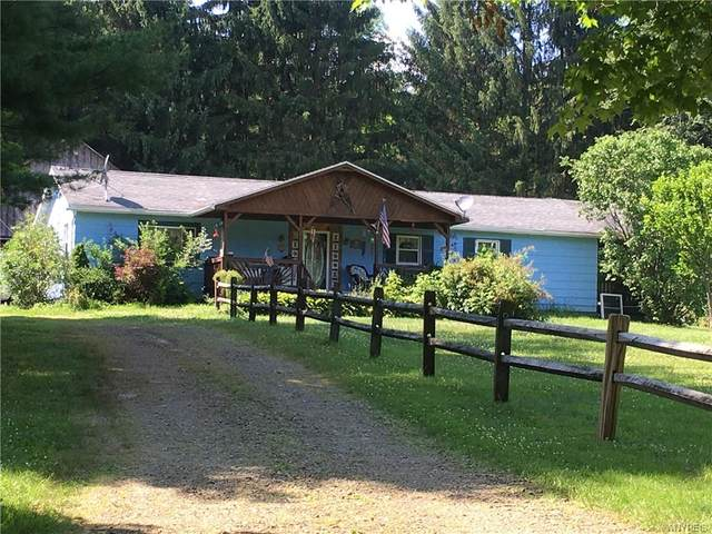 1837 Yubadam Road, Portville, NY 14770 (MLS #B1278309) :: Lore Real Estate Services