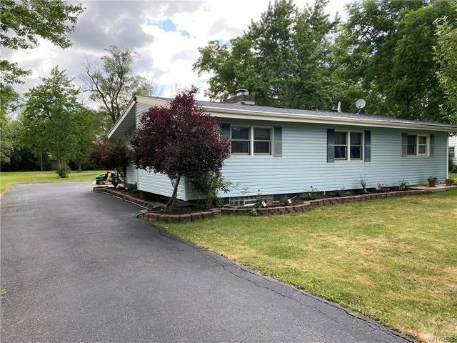 620 Ayer Road, Amherst, NY 14221 (MLS #B1278568) :: Robert PiazzaPalotto Sold Team
