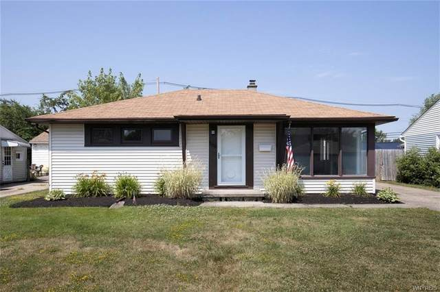 566 Montrose Avenue, Tonawanda-Town, NY 14223 (MLS #B1278575) :: BridgeView Real Estate Services