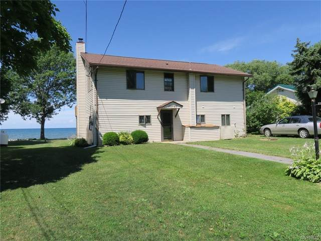 15723 Knapp Shores, Kendall, NY 14477 (MLS #B1278660) :: Robert PiazzaPalotto Sold Team