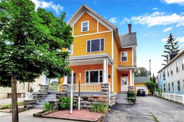 141 Elmwood Avenue, Buffalo, NY 14201 (MLS #B1278662) :: Robert PiazzaPalotto Sold Team