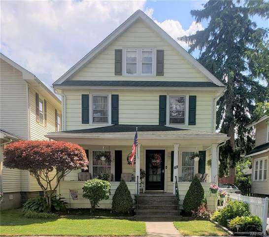 12 Regent Street, Lockport-City, NY 14094 (MLS #B1278960) :: 716 Realty Group