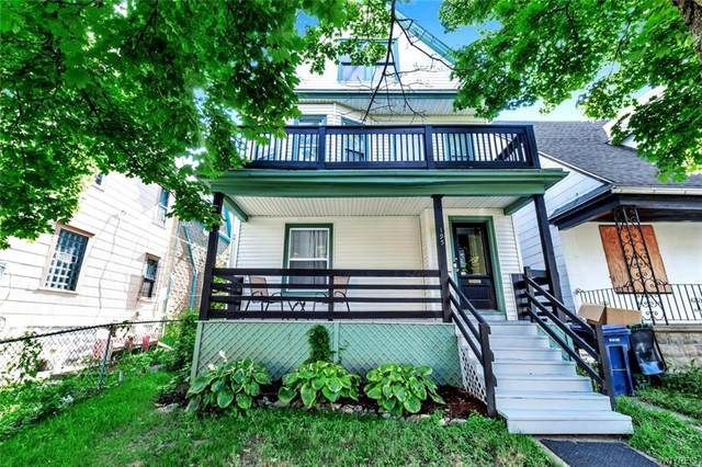 195 Herkimer Street, Buffalo, NY 14213 (MLS #B1279008) :: Robert PiazzaPalotto Sold Team