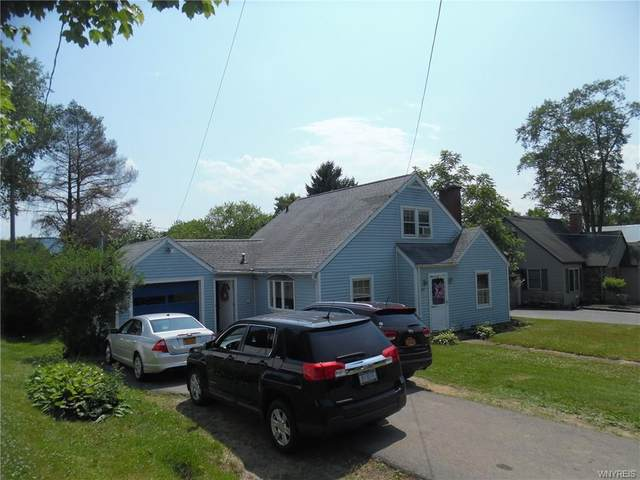 542 Genesee Street, Olean-City, NY 14760 (MLS #B1279035) :: Robert PiazzaPalotto Sold Team