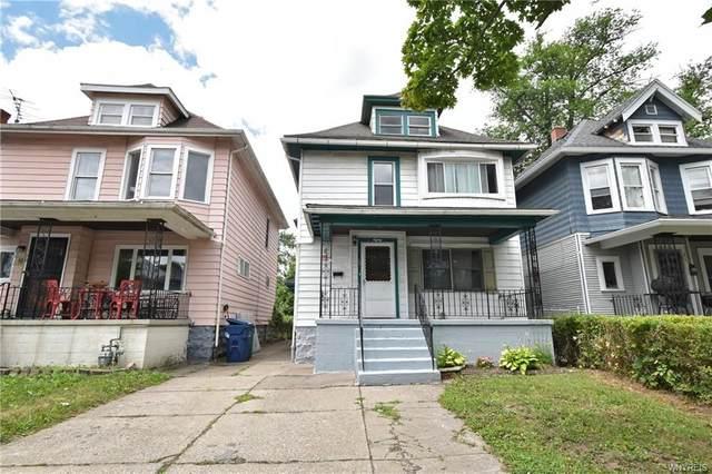 80 Meech Avenue, Buffalo, NY 14208 (MLS #B1279100) :: Robert PiazzaPalotto Sold Team