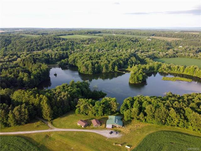 7037 Albro Road, Pike, NY 14130 (MLS #B1279215) :: BridgeView Real Estate Services