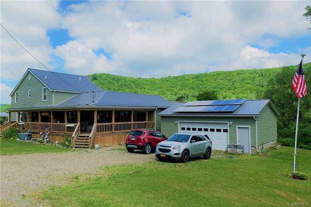 3449 County Road 6 (Haskell), Clarksville, NY 14727 (MLS #B1279329) :: Mary St.George | Keller Williams Gateway