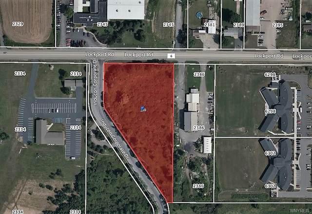 Lockport Rd S Lockport Road S, Wheatfield, NY 14132 (MLS #B1279478) :: MyTown Realty