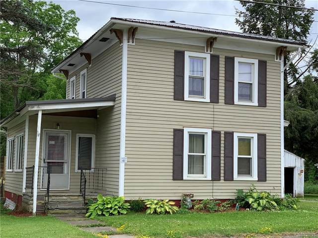 41 W Water Street, Friendship, NY 14739 (MLS #B1279488) :: MyTown Realty