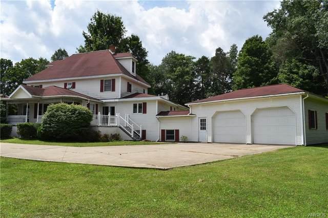 5452 Dole Avenue, Ashford, NY 14171 (MLS #B1280055) :: Lore Real Estate Services