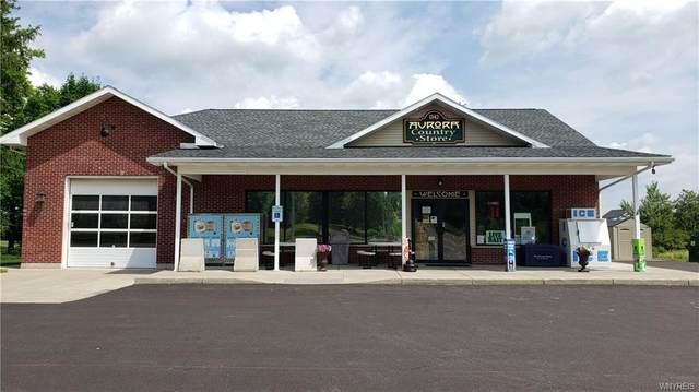 1342 Quaker Road, Aurora, NY 14052 (MLS #B1280358) :: 716 Realty Group