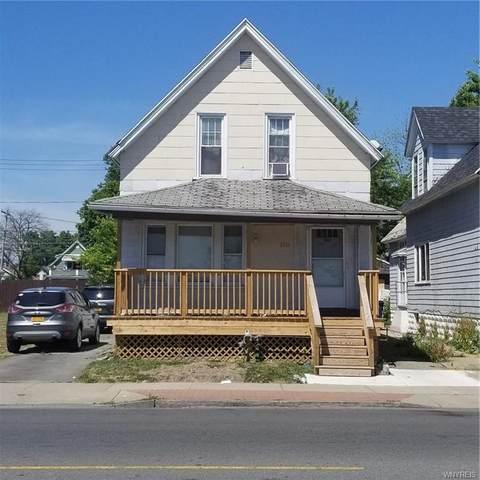 2166 Bailey Avenue, Buffalo, NY 14211 (MLS #B1280824) :: Robert PiazzaPalotto Sold Team