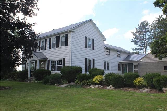 2481 Brown Road, Pembroke, NY 14036 (MLS #B1281200) :: Lore Real Estate Services