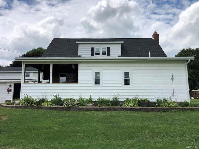 3863 Old State Road, Allegany, NY 14706 (MLS #B1281422) :: Robert PiazzaPalotto Sold Team