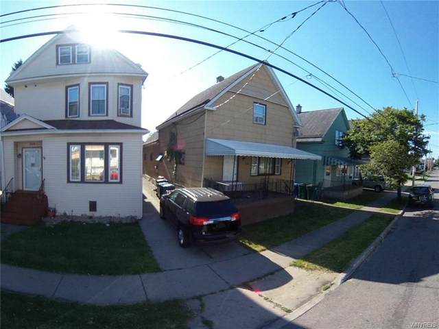 209 Cable Street, Buffalo, NY 14206 (MLS #B1281665) :: BridgeView Real Estate Services
