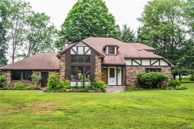 6860 Woodland Drive N, Great Valley, NY 14741 (MLS #B1281806) :: Lore Real Estate Services