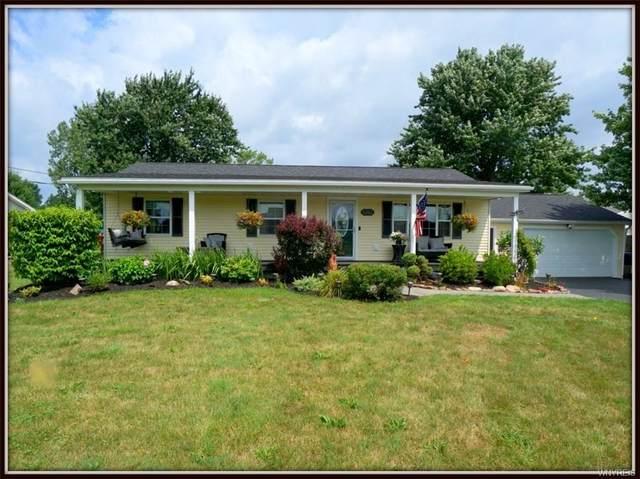 5845 Dunnigan Road, Pendleton, NY 14094 (MLS #B1282193) :: 716 Realty Group