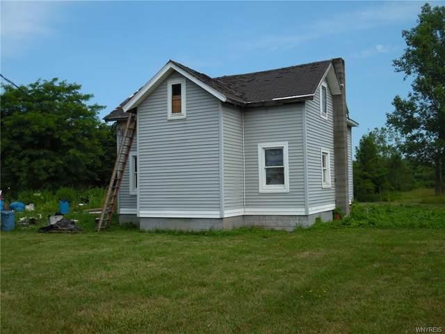 8823 Seaman Road, Hartland, NY 14067 (MLS #B1282383) :: Lore Real Estate Services