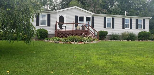 11947 Cadwell Road, Centerville, NY 14024 (MLS #B1282902) :: MyTown Realty