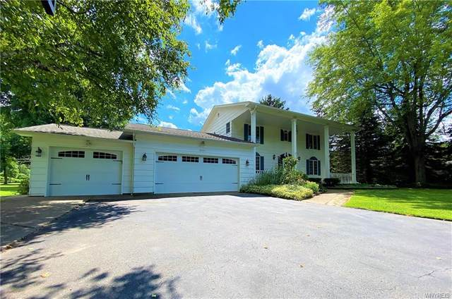 10511 Westerwald Lane, Clarence, NY 14031 (MLS #B1282955) :: 716 Realty Group