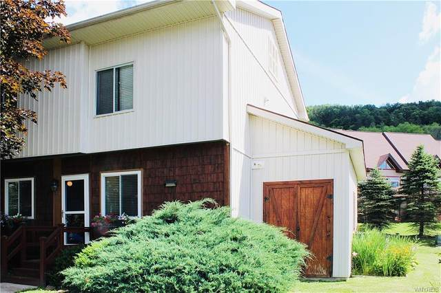 19 Evergreen Drive, Ellicottville, NY 14731 (MLS #B1282983) :: Lore Real Estate Services