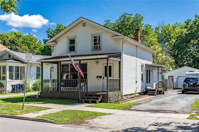 172 Erie Street, Lockport-City, NY 14094 (MLS #B1282988) :: MyTown Realty