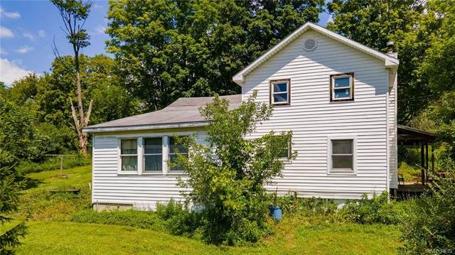 70 S Main Street, Holland, NY 14080 (MLS #B1283072) :: Robert PiazzaPalotto Sold Team