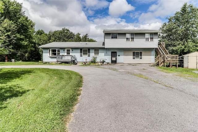 5362 Horseshoe Lake Road, Stafford, NY 14020 (MLS #B1283838) :: Lore Real Estate Services