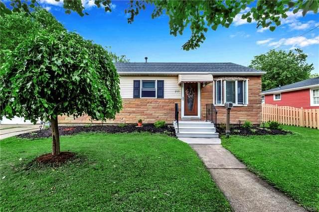 205 Thorndale Avenue, West Seneca, NY 14224 (MLS #B1283891) :: 716 Realty Group