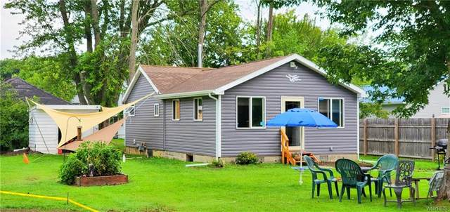 448 Alfred Avenue, Evans, NY 14006 (MLS #B1284115) :: 716 Realty Group