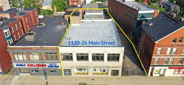 1120 Main Street, Buffalo, NY 14209 (MLS #B1284219) :: Robert PiazzaPalotto Sold Team