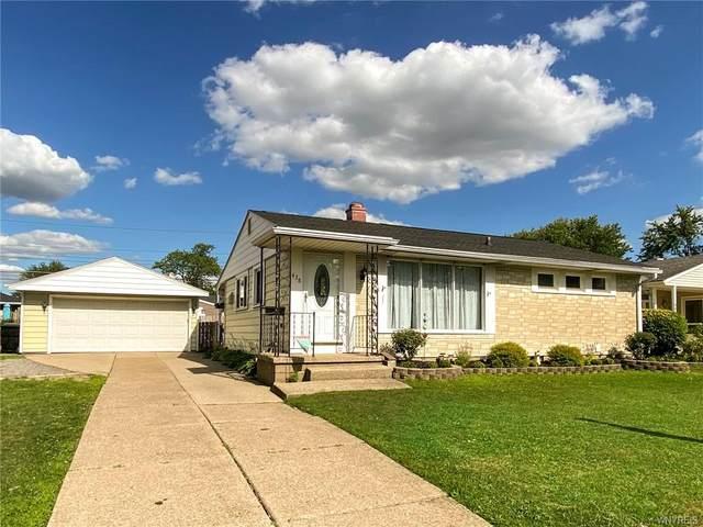 438 Woodgate Road, Tonawanda-Town, NY 14150 (MLS #B1284228) :: MyTown Realty