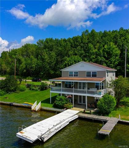 311 N Shore Road, Cuba, NY 14727 (MLS #B1284229) :: Lore Real Estate Services