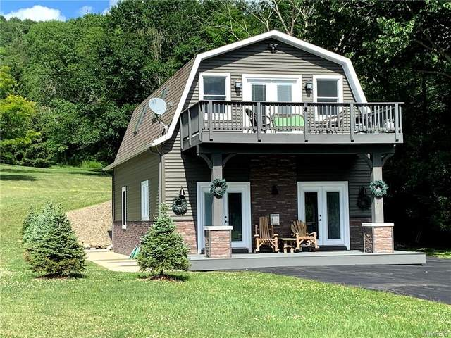 6590 Maples Road, Ellicottville, NY 14731 (MLS #B1284269) :: Lore Real Estate Services