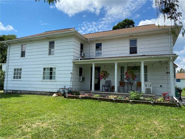 5140 Kraus Road, Clarence, NY 14031 (MLS #B1284298) :: 716 Realty Group