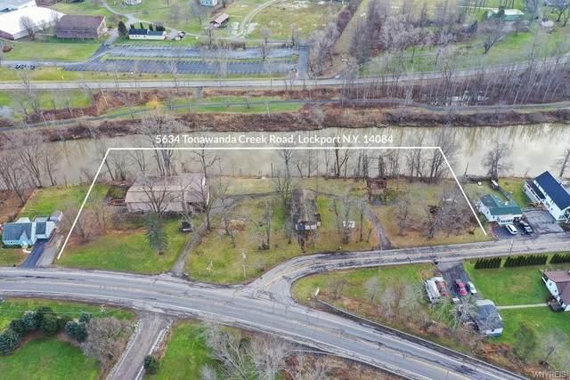 5634 Tonawanda Creek Road, Pendleton, NY 14094 (MLS #B1284608) :: Robert PiazzaPalotto Sold Team