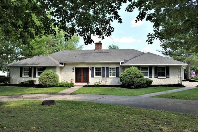 58 Fox Chapel Drive, Orchard Park, NY 14127 (MLS #B1285017) :: Lore Real Estate Services