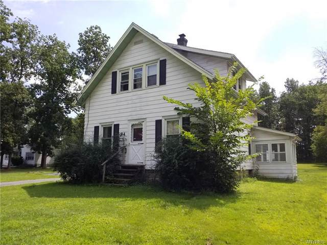 94 West Abbott Grove Avenue, Orchard Park, NY 14127 (MLS #B1285214) :: Lore Real Estate Services
