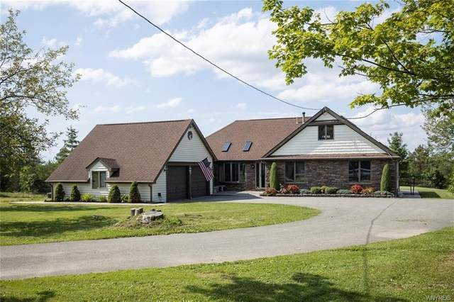 6100 Bunting Road, Orchard Park, NY 14127 (MLS #B1285269) :: Lore Real Estate Services