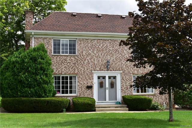 55 Carriage Drive #8, Orchard Park, NY 14127 (MLS #B1285367) :: Lore Real Estate Services