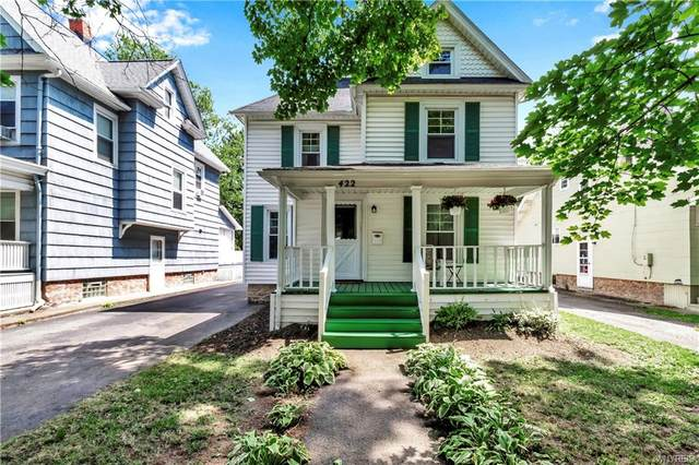 422 Pine Street, Lockport-City, NY 14094 (MLS #B1285440) :: 716 Realty Group