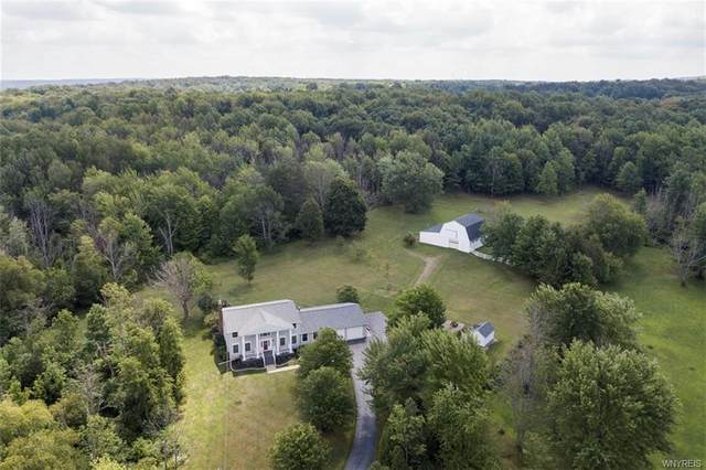 7575 Ellicott Road, Orchard Park, NY 14170 (MLS #B1285556) :: Lore Real Estate Services