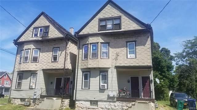 501 Dodge Street, Buffalo, NY 14208 (MLS #B1285588) :: Robert PiazzaPalotto Sold Team