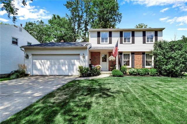 574 Seabrook Drive, Amherst, NY 14221 (MLS #B1285590) :: Lore Real Estate Services